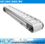 Transportador de correa ajustable de la velocidad para ensamblar de las lámparas del LED