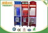 La felpa popular juega la máquina expendedora de las máquinas de la grúa de la garra para las muchachas