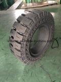 Neumático de la carretilla elevadora de la marca de fábrica 650-10 de China Loda para la venta