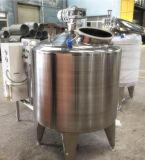 Tanque frio do Yogurt do tanque do leite do tanque de armazenamento do tanque refrigerar de leite