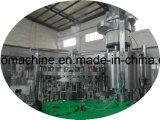 Cerveja do frasco de vidro de tampão de coroa equipamento tampando de enchimento de lavagem da máquina da unidade 3 in-1