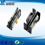 Dual Tracks Ttl Interface Manual Swipe Magnetic Card Reader Module