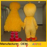 Big Yellow Bird Mascot Costume e Tweety Bird Plush Costume