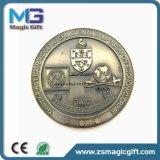 Förderung-Abnehmer-Entwurfs-Metallmedaille