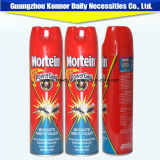 Hogar insecticidas en aerosol efectivo rápido