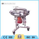 Tamiz rotatorio de la vibración para el esmalte en industria de cerámica