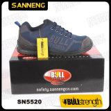 Chaussure de sûreté occasionnelle neuve de PU/PU Outsole avec tep composée (SN5520)