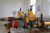 Pompe à eau centrifuge industrielle horizontale à une seule étape à haute pression
