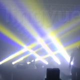 Marcação RoHS Luz Discoteca 230W movendo cabeça do estágio de feixe de luz