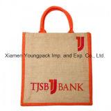 De bonne taille imprimés promotionnels personnalisés à fort grammage et sacs de jute Juco Eco