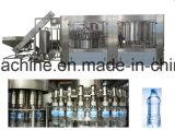 Rinceuse capsuleuse de remplissage et de modèle pour les bouteilles PET 18-18-6.