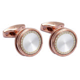 Regalo de Bodas VAGULA Camiseta francesa Cuff Links