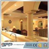 Мраморные колонны из природного камня для обеспечения высокого качества китайского мрамора рулевой колонки