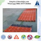 Plastikdach bedeckt Harz-Kurbelgehäuse-Belüftung gewellte Wellen-Dach-Fliese-Blätter, ASA-Belüftung-Dach-Fliese-, diepanel Mittel verdrängte