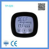 Thermomètre de cuisson à écran tactile personnalisable à pointe pointue