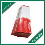 Casella di carta ondulata di alta qualità per l'asse che impacca e che spedice
