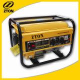 Piccolo generatore di potere portatile domestico della benzina/benzina di uso 2kw/2kVA