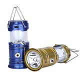 Multifuncional Outdoor Emergency Lantern / Solar Camping Light