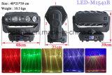 Phantomlicht 3X5 15PCS X 12W LED bewegliches Hauptträger-Licht