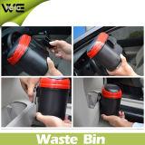 Piccola pattumiera di plastica esterna variopinta dell'automobile del contenitore di rifiuti