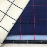 Tessuto delle lane dell'assegno della saia per la mano protettiva