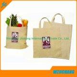 5oz Natural bolsa de algodón personalizado, bolsa de algodón liso