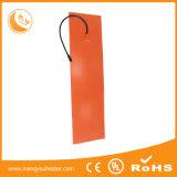 De kleine Industriële Elektrische Flexibele Rubber Flexibele Warmhoudplaat Slicone van het Volume