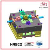 De alta presión a presión el molde de la fundición para la carrocería de la lámpara del disipador de calor