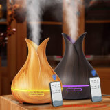Aroma Difusor de aceites esenciales, por ultrasonidos Humidificador de aire con mando a distancia