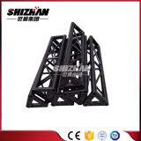 Shizhanの粉の黒の三角形アルミニウムボルトまたはねじトラス
