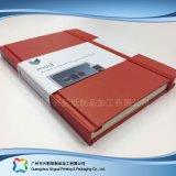 Escritório Custimozed/escola/Personal Uma capa de couro PU5 Planner Notebook (xc-stn-003)