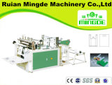 Kalter Ausschnitt-Beutel, der Maschine mit zwei Zeile der Schicht-vier mit echter Garantie herstellt