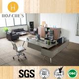 2017 أثاث المكاتب الحديثة طاولة الكمبيوتر المعدنية (V9a)
