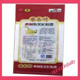 La Chine a personnalisé le riz tissé par pp de sachet en plastique