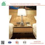 Jogo de cinco estrelas moderno personalizado da mobília do quarto do hotel de Hilton da hospitalidade