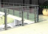 유리제 방책을%s 현대 디자인 스테인리스 난간
