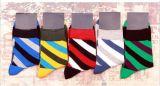 Цветастая конструкция способа нашивки для носка платья человека