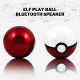 Porkemon va altoparlante di Bluetooth della sfera del gioco