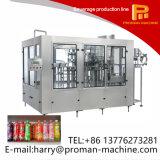 Machine de remplissage automatique de boissons gazeuses et gazéifiées