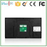 7 pulgadas con cable de telclado numérico Videoportero con función de tarjeta de identificación Intercomunicador