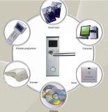 인코더와 휴대용 프로그래머와 가진 MIFARE 카드 호텔 자물쇠