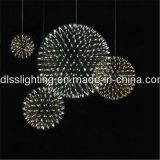 Moderne LED hängende Lampen-Dekoration-Beleuchtung der Replik-