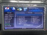 Máquina de la calcetería del ordenador con la conexión del dispositivo y el torneado del dispositivo