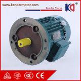 Motore elettrico di induzione di CA del ghisa Yx3-80m2-2 per il macchinario della tessile