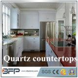 Matériaux conçus de Worktops de matériaux de construction avec la taille faite sur commande pour la cuisine