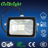 Chips CREE de alta qualidade / chips Epistar IP65 20W LED Floodlight / 2 Anos Warrantyled Floodlight 20W