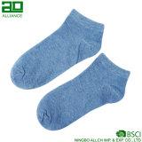 Носки лодыжки обыкновенного толком чисто хлопка высокого качества изготовленный на заказ