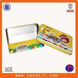 Cajas baratos de estaño para Packaginges de comida para Envasado de Alimentos / estaño Cajas para la Alimentación Embalaje Lata Latas / Té