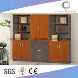 Mobiliário de madeira Office Estante armário de arquivos