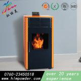 Revestimento resistente ao calor do pó para o calefator